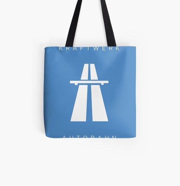 KRAFTWERK / Autobahn All Over Print Tote Bag