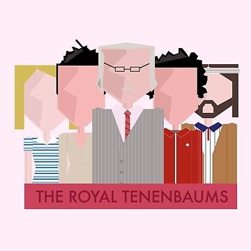 The Royal Tenenbaums - Wes Anderson by playstopreplay