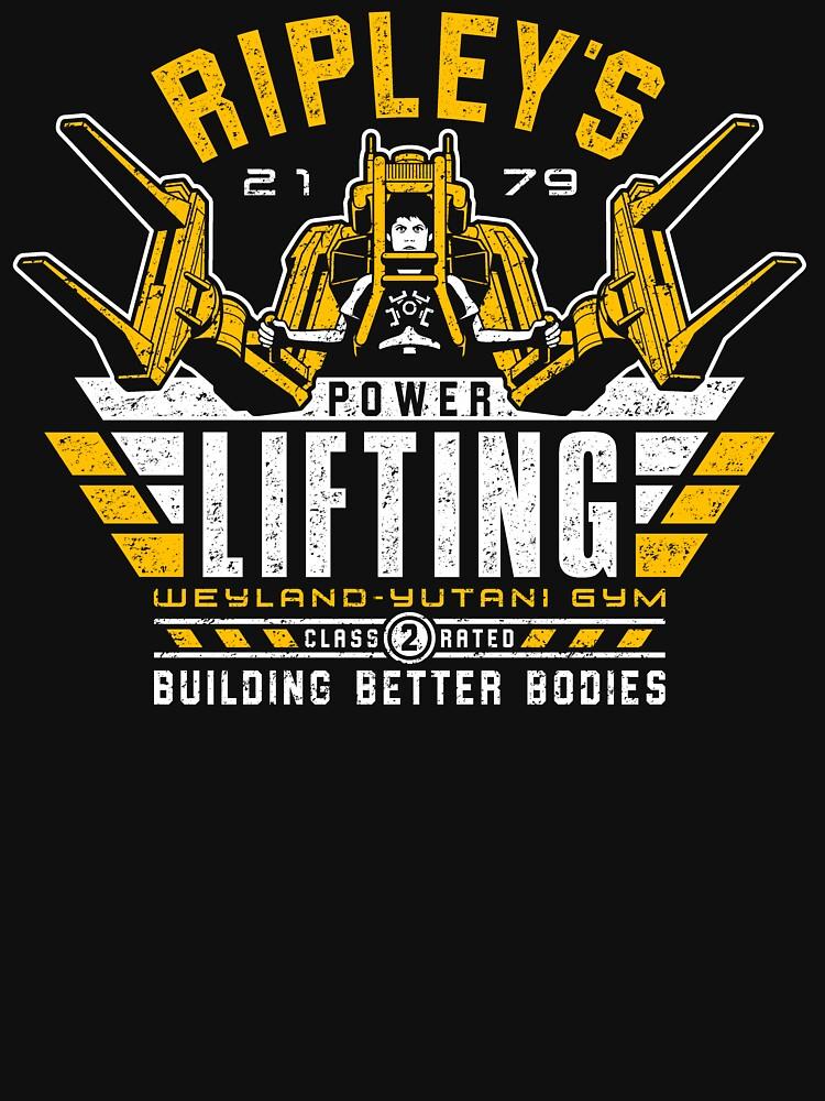 Ripley's Power Lifting | Unisex T-Shirt