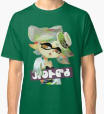 Final Splatfest - Team Marie Classic T-Shirt