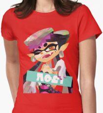 Final Splatfest - Team Callie Women's Fitted T-Shirt