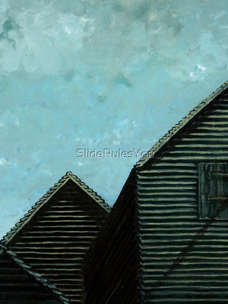 Net Huts: Roof Angles  by SlideRulesYou