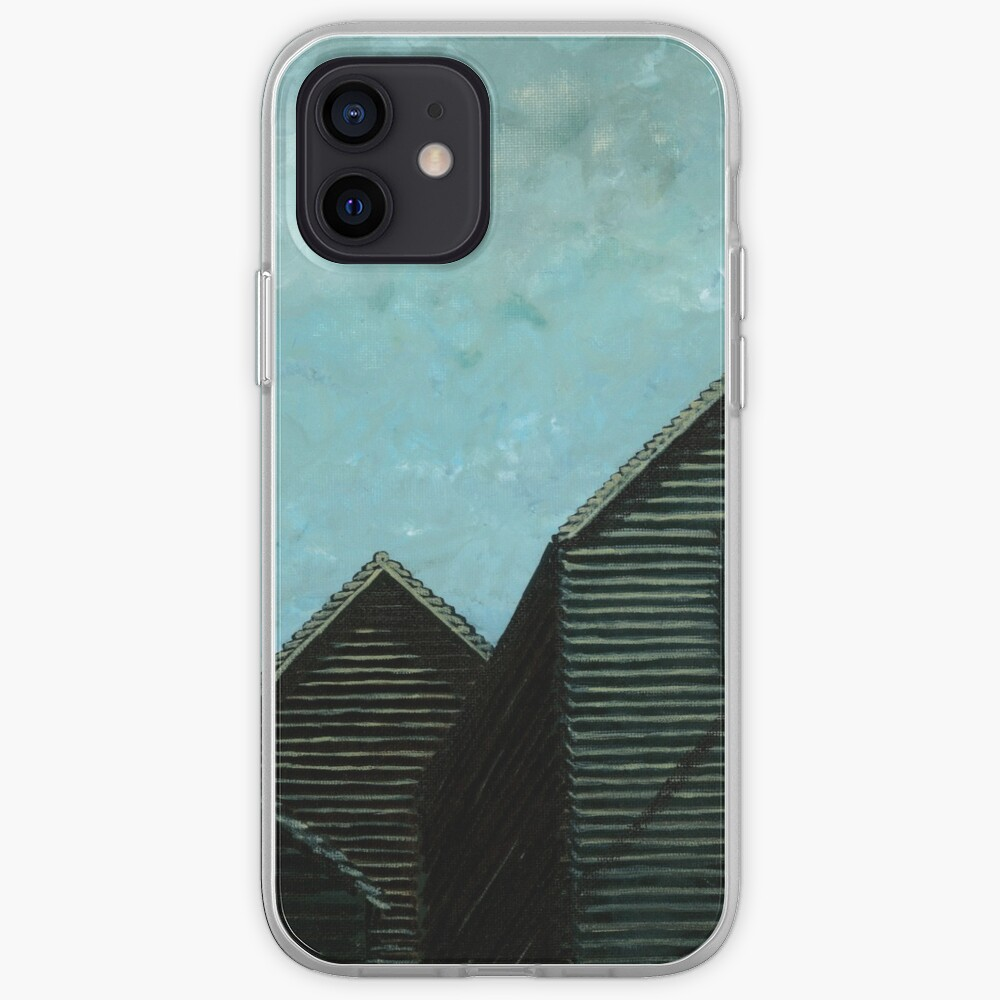 Net Huts: Roof Angles  iPhone Case & Cover