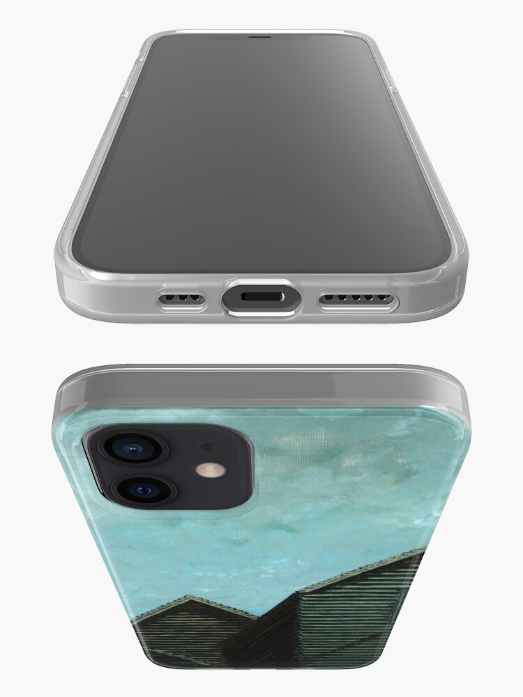 Alternate view of Net Huts: Roof Angles  iPhone Case & Cover