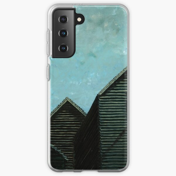 Net Huts: Roof Angles  Samsung Galaxy Soft Case