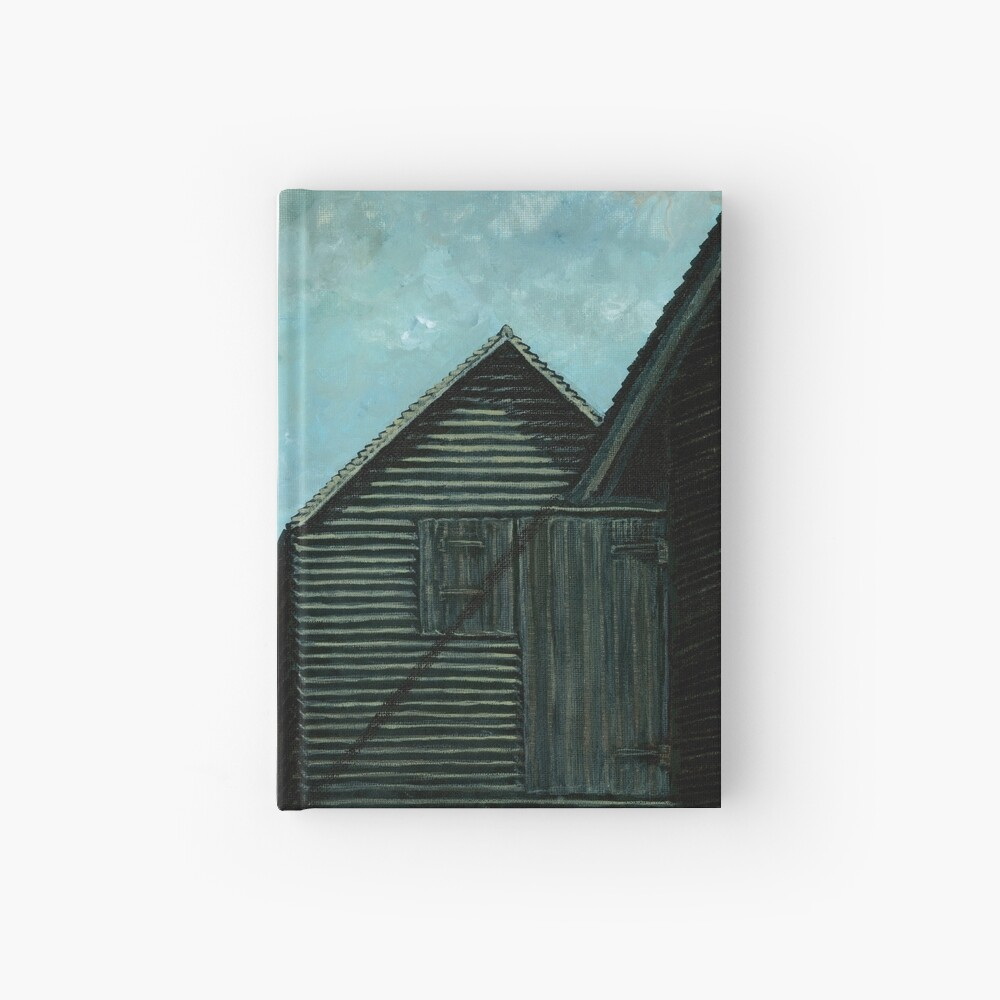 Net Huts: Roof Angles  Hardcover Journal