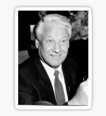 Boris Yeltsin Sticker