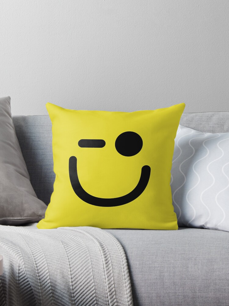 Winking Smiling Face Emoticon  by SpaceAlienTees