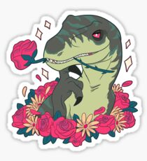 Ravishing Raptor Sticker
