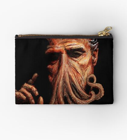 Don Cthuleone Zipper Pouch