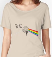 the dark side of mind Women's Relaxed Fit T-Shirt