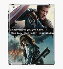 Your Bucky  iPad Case/Skin