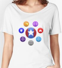Heroic Archetypes v1 Women's Relaxed Fit T-Shirt