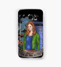 The girl WHO waited. Samsung Galaxy Case/Skin