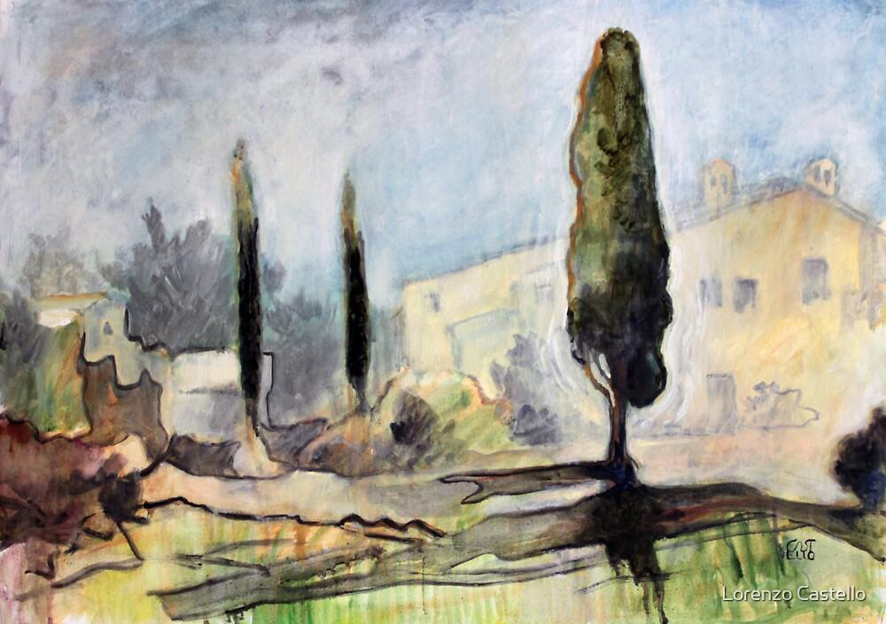 Borgo del Grillo 2, Tuscany by Lorenzo Castello