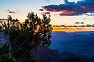 Grand Canyon - Sunset 1 by eegibson