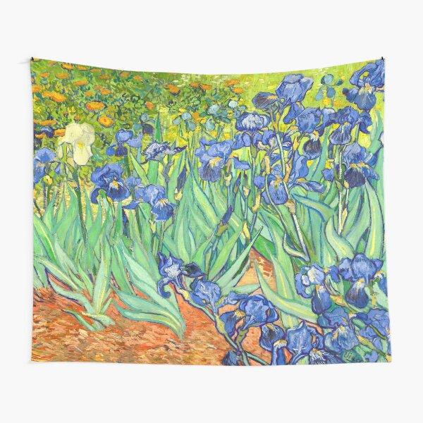 Vincent van Gogh - Irises, May 1889 Tapestry