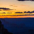 Grand Canyon - Sunset 2 by eegibson