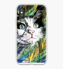 Bidouille, featured in Cat's Pajamas iPhone Case