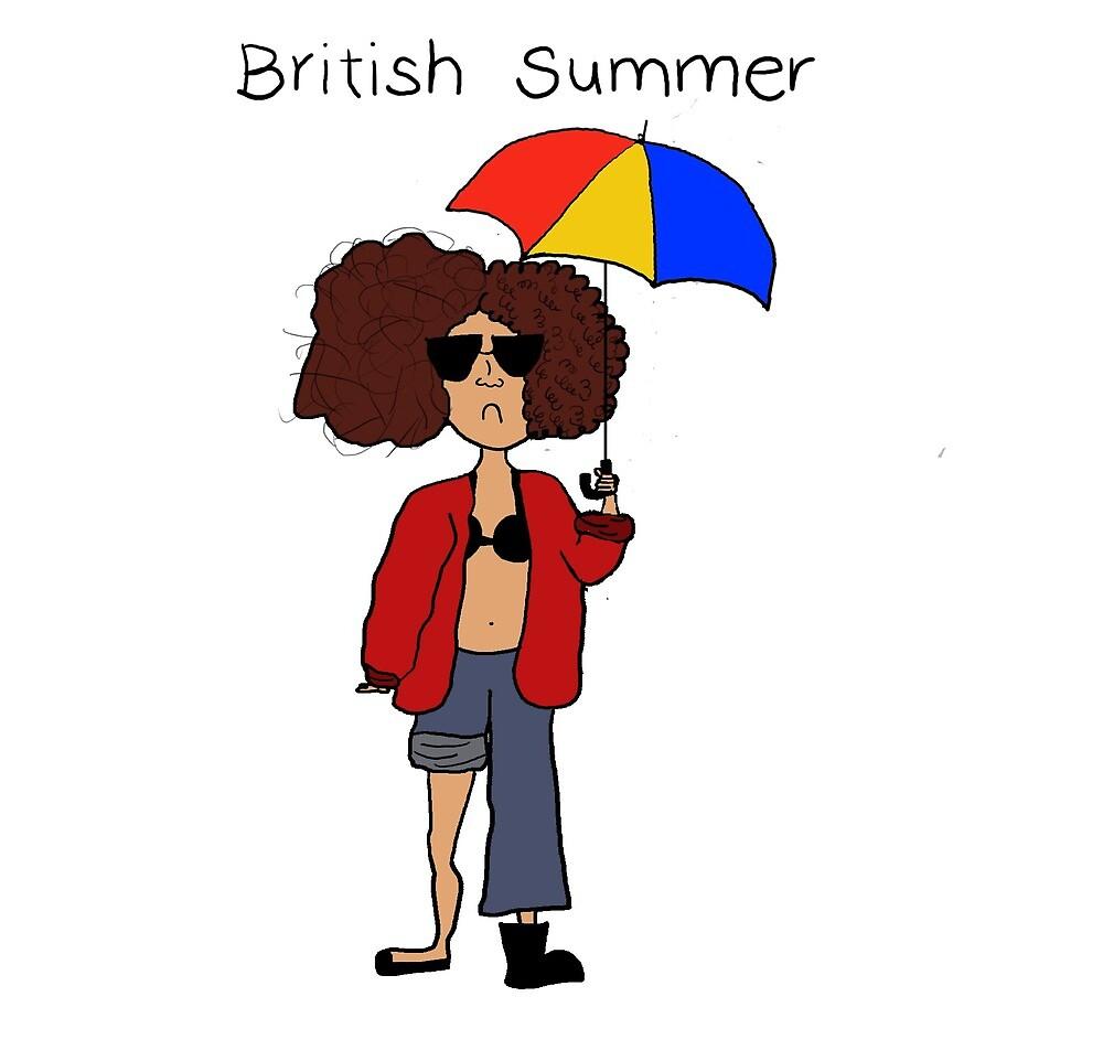 British Summer by avillustrations