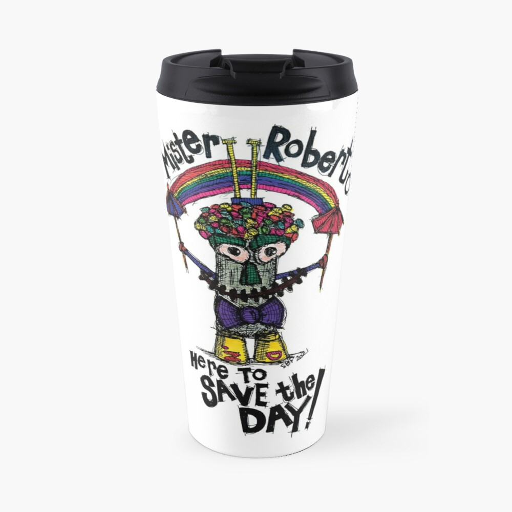 mr roberto Travel Mug