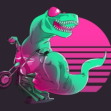 When Dinosaurs Ruled the Road by daisyspiers