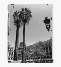 Plaza Real iPad Case/Skin