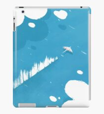 sea skimmer iPad Case/Skin