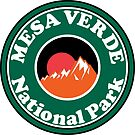 MESA VERDE NATIONAL PARK COLORADO MOUNTAINS HIKE HIKING CAMP CAMPING by MyHandmadeSigns