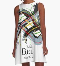 Clan Bell  A-Line Dress