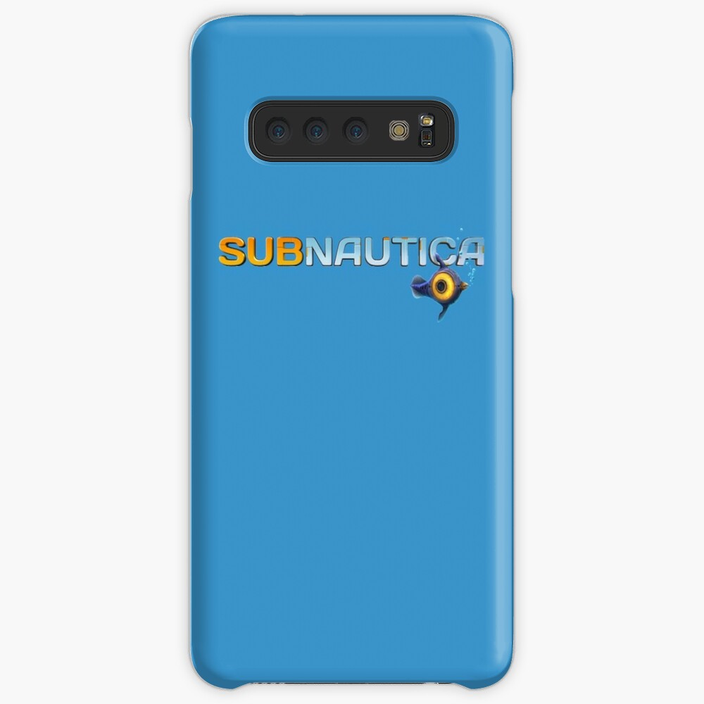 Subnautica Logo Case & Skin for Samsung Galaxy