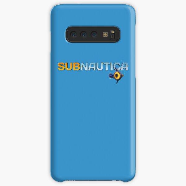 Subnautica Logo Samsung Galaxy Snap Case