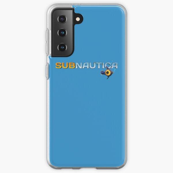 Subnautica Logo Samsung Galaxy Soft Case