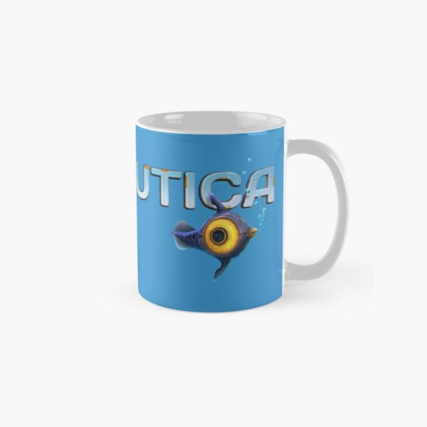 Subnautica Logo Classic Mug