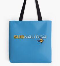 Subnautica Logo Tote Bag