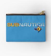 Subnautica Logo Zipper Pouch