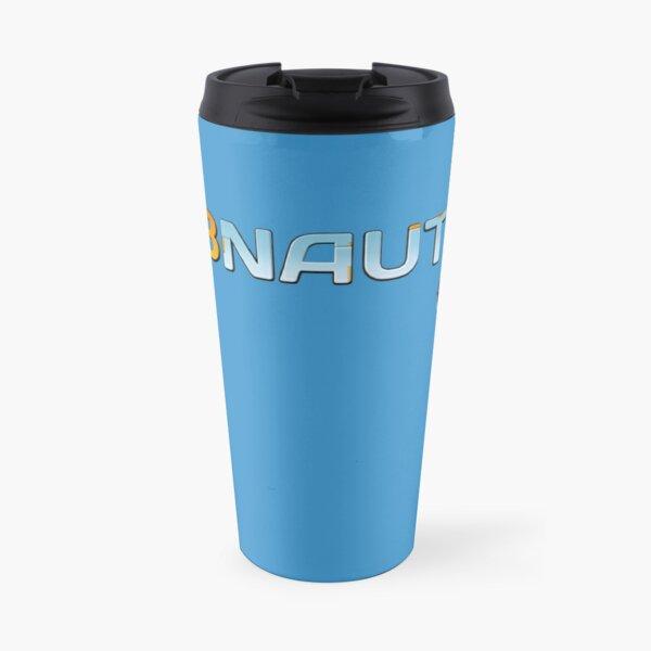 Subnautica Logo Travel Mug