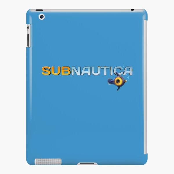 Subnautica Logo iPad Snap Case