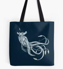 Sea Emperor Transparent Tote Bag