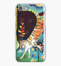Leaping Tiger iPhone Case/Skin