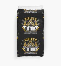 Ripley's Power Lifting Duvet Cover