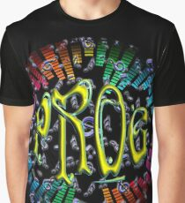 PROG RAINBOW KEYS Graphic T-Shirt
