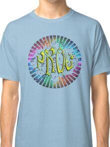 PROG RAINBOW KEYS Classic T-Shirt