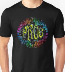 PROG RAINBOW KEYS ***find hidden gems in my portfolio*** Unisex T-Shirt