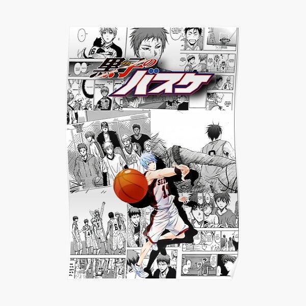 Best Kuroko Portrait Poster