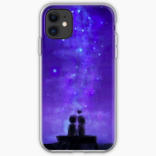 Under the stars iPhone Soft Case