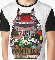 Totoro Mindfuck Graphic T-Shirt
