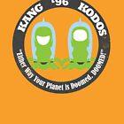 Vote Kang - Kodos '96 by fohkat