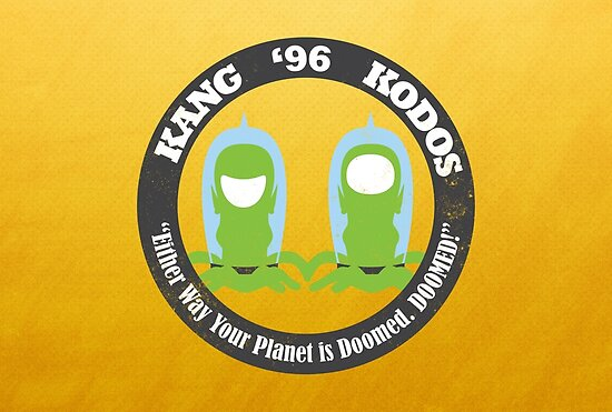 Vote Kang - Kodos '96 by fohkat