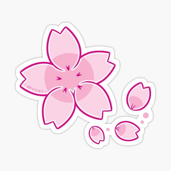 Sakura Petals - 2021 Sticker